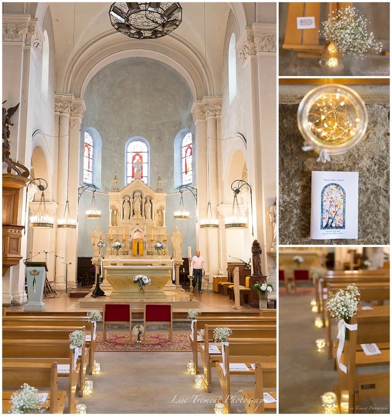 Photo église Saint Briac-lise trement photographe - photographe de mariage